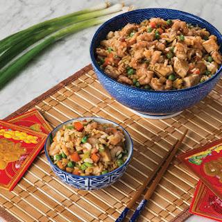 Pork and Shrimp Fried Rice