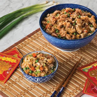 Pork and Shrimp Fried Rice.