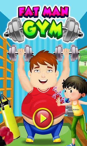 Fat Man Weight Loss Games