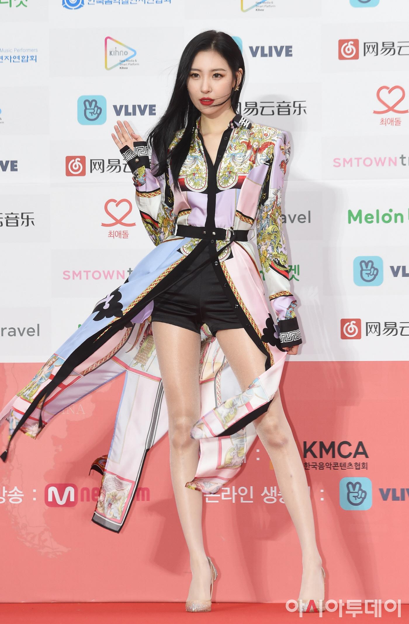10 Sexiest Red Carpet Dresses Ever Worn By K Pop Idols Koreaboo