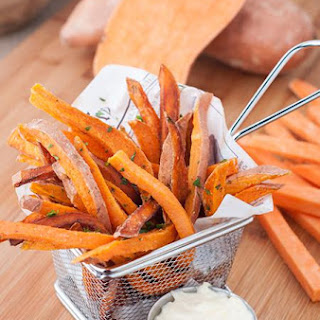 Sweet Potato Fries Seasoning Recipes