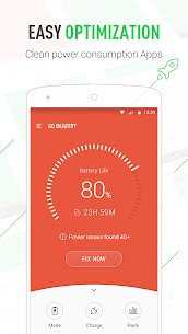 GO Battery Pro – Battery Saver v2.1.4 MOD APK (Ads Free) 1