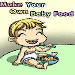 Baby Food Recipes Icon