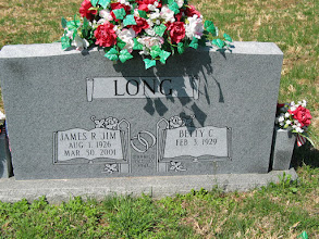 """Photo: Long, James R. """"Jim"""" and Betty C."""