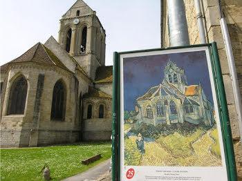 locaux professionels à Auvers-sur-Oise (95)