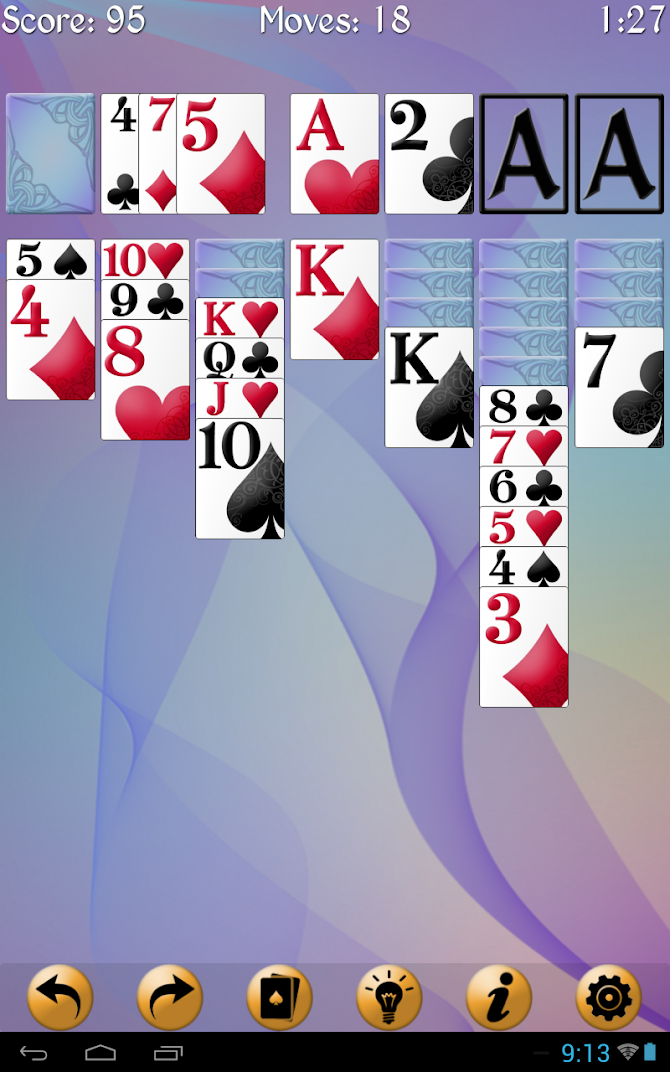 Solitaire MegaPack Android 9