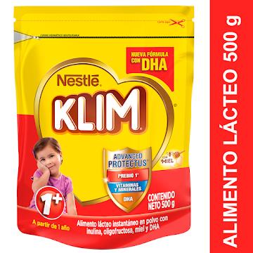 ALIMENTO LÁCTEO KLIM 1+   FORTIPROTECT X500G