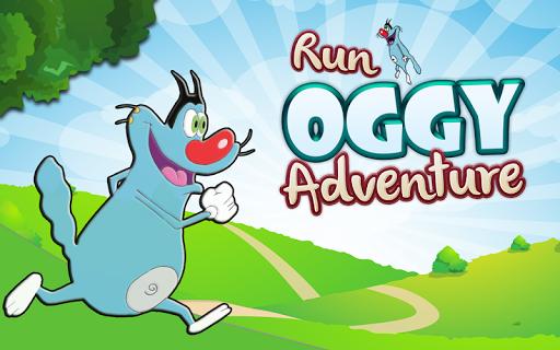 Oggy Run Adventure