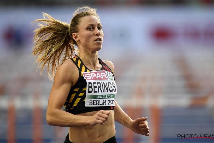 Slecht nieuws voor Eline Berings en Renée Eykens: ze zijn hun topsportcontract kwijt