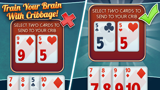Ultimate Cribbage - Classic Board Card Game apkdebit screenshots 2