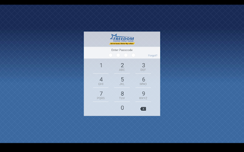 Freedom FCU Mobile Banking- screenshot thumbnail