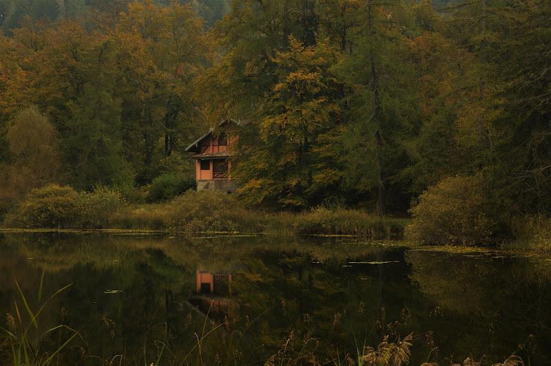 lago Cei vestito d'autunno di RoRed78