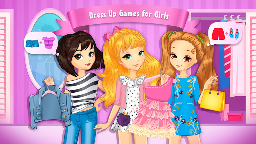 Dress Up Games for Girls  captures d'écran 1