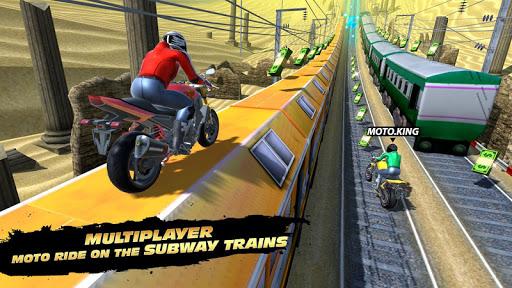 Subway Rider - Train Rush  screenshots 1