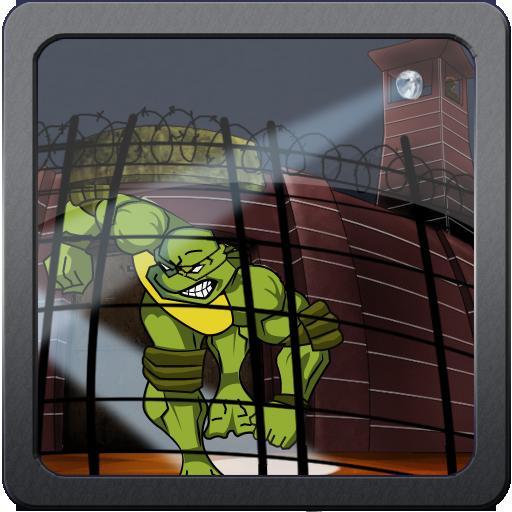 Ninja Prison Escape (game)