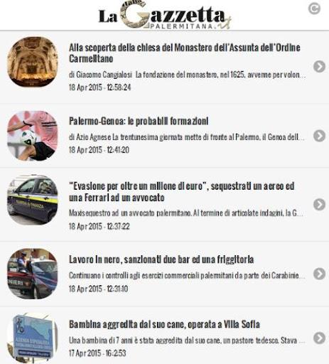 La Gazzetta Palermitana