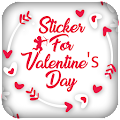 Valentine day Stickers APK