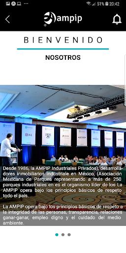 AMPIP screenshot 2