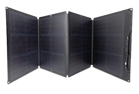 EcoFlow Solar Panel 110W - gör din power station kraftfull med solens kraft