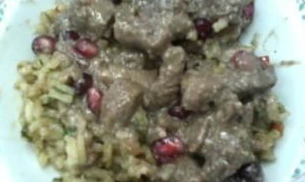 Pomegranate Lamb Recipe