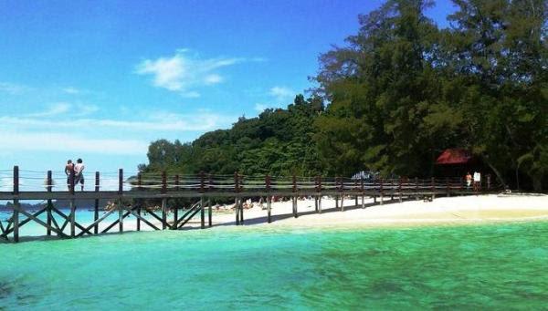 Ilha Manukan