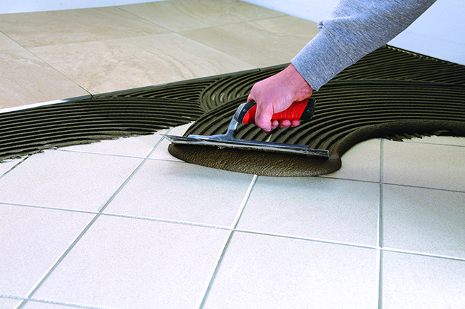 differnts types carrelage disponibles