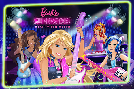 Barbie Superstar! Music Maker- screenshot thumbnail