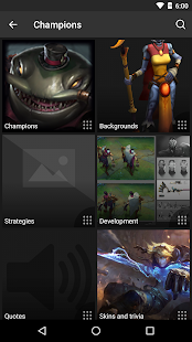 Wikia: League of Legends – Miniaturansicht des Screenshots