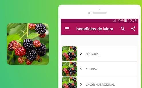 beneficios de Mora - náhled