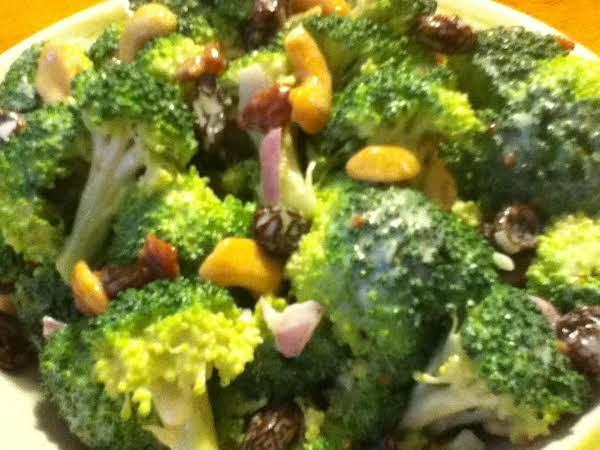 Broccoli Madness Salad