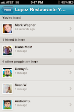 Photo: Funny Four Square Update