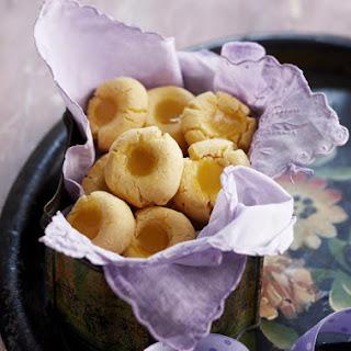 Lemon Custard Drops