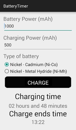 BatteryTimer