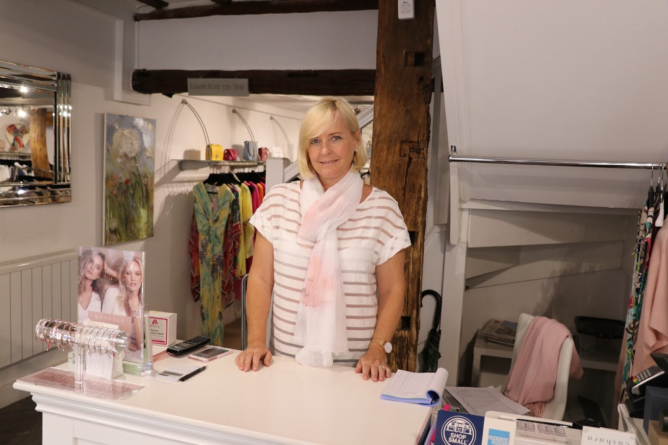 Cashara Tenterden ladies fashions