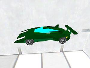 Soviet Lamborginy prototype
