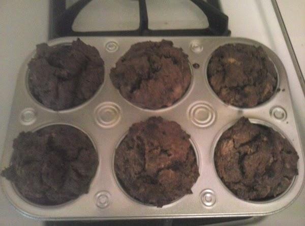 Chocolate Peanut-butter Muffins! Recipe