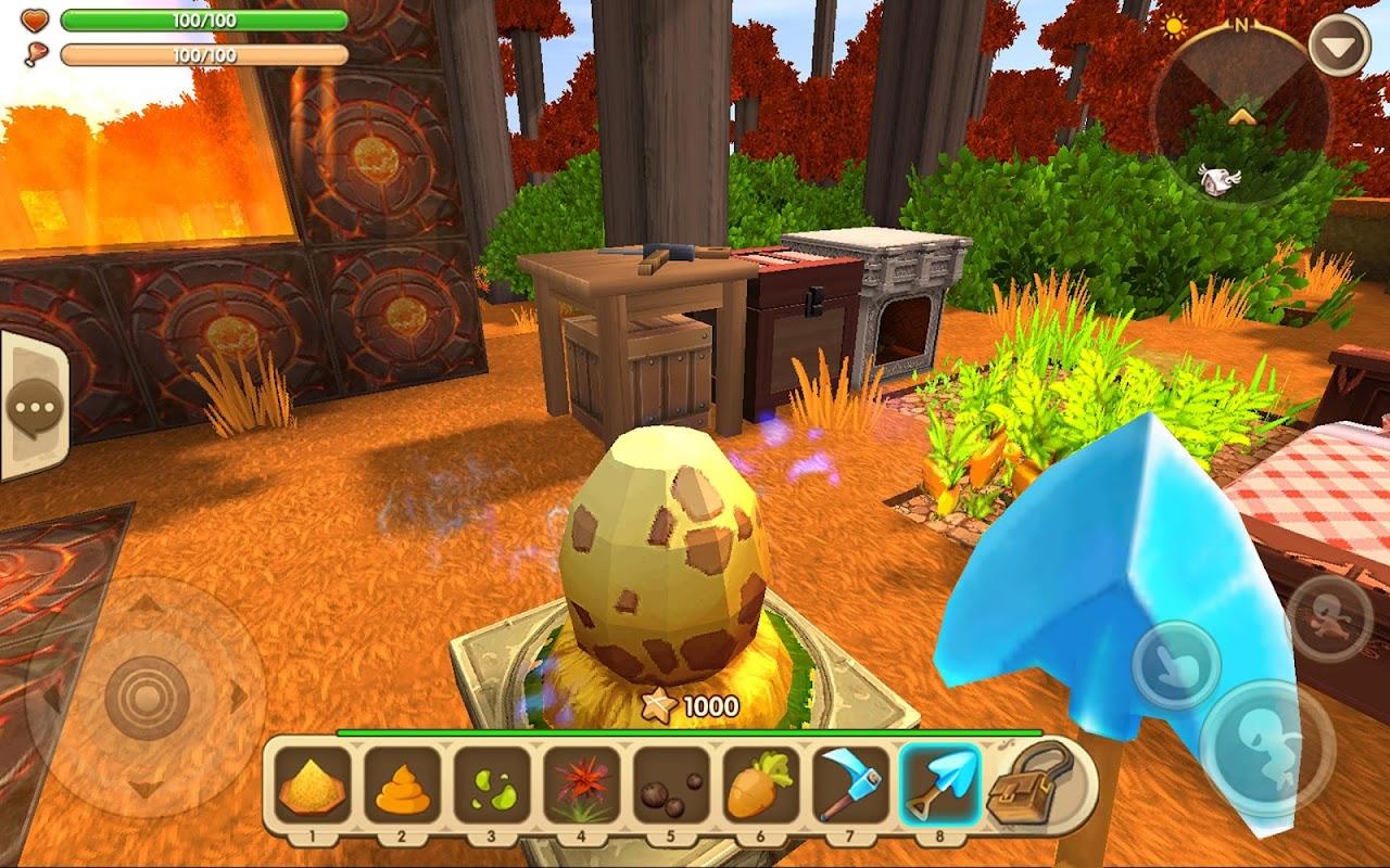 Mini World: Block Art screenshots