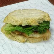 Pickerel Sandwich (New Item) Choose on Bannock or Frybread