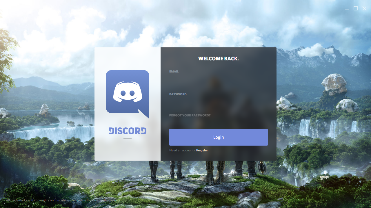 Support Discord with a monthly subscription!