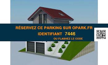 parking à Morbier (39)
