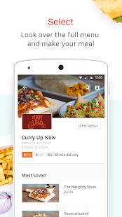 Food Delivery by DoorDash- screenshot thumbnail