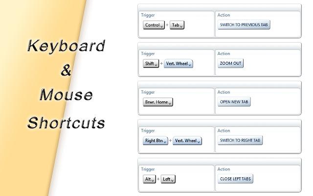 AutoControl Shortcut Manager