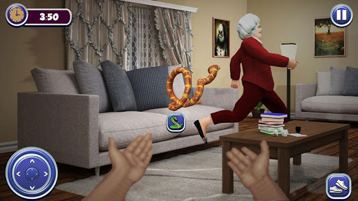 Scary Haunted Teacher 3D - Spooky & Creepy Games android2mod screenshots 2