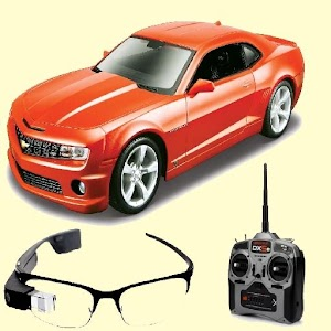 toy car 3d game remote control augmented reality