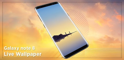 Live Wallpaper Note 8 How To Set A Live Wallpaper On The Galaxy