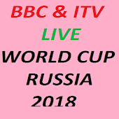Tải BBC & ITV LIVE WORLD CUP 2018 APK
