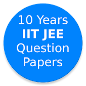 10 Years IIT JEE Papers