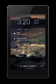 Echo Notification Lockscreen Screenshot 12