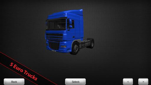 Euro Truck Parking screenshot 20