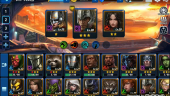 App Tips for MARVEL Future Fight APK for Windows Phone